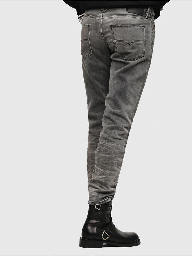 Diesel - Larkee-Beex 088AF, Noir/Gris foncé - Jeans - Image 2