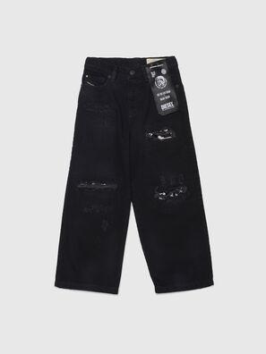 WIDEE-J-SP, Noir - Jeans