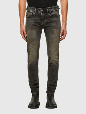 Sleenker 009IS, Noir/Gris foncé - Jeans