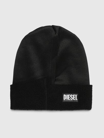 Diesel - C-FELP, Noir - Chapeaux - Image 1