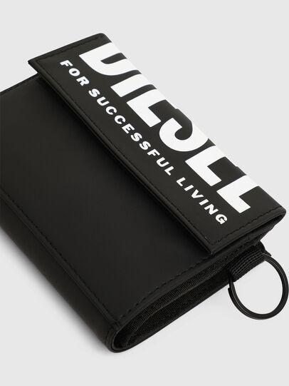 Diesel - YOSHI II, Noir - Petits Portefeuilles - Image 4
