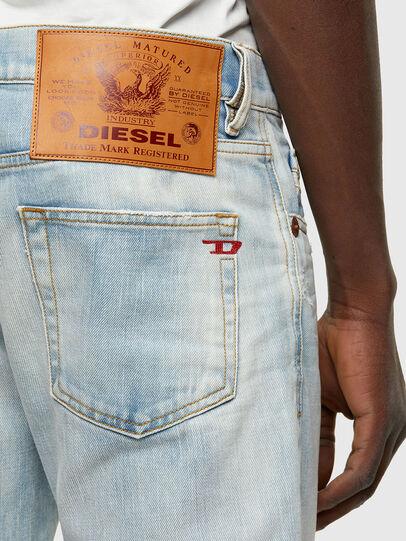 Diesel - D-Strukt 009TN, Bleu Clair - Jeans - Image 5