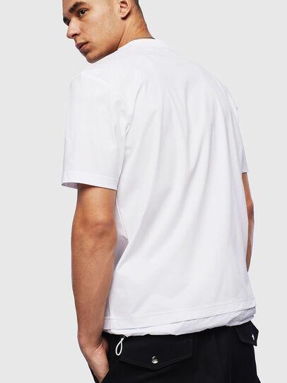 Diesel - T-GLASSY, Blanc - T-Shirts - Image 2