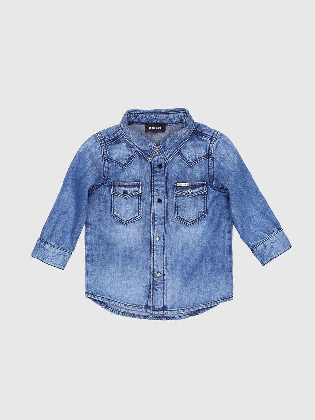 KIDS CITROB, Jean Bleu - Chemises - Image 1