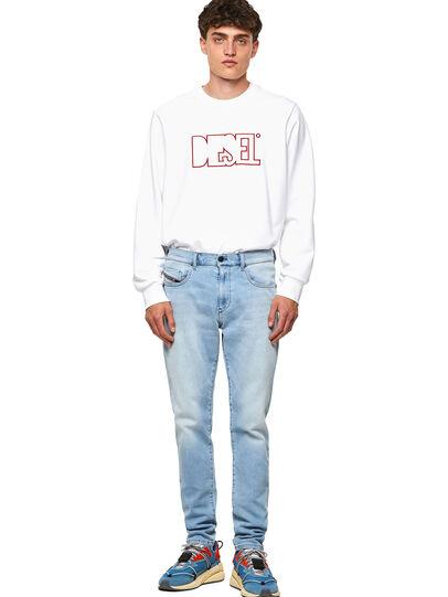 Diesel - D-Strukt JoggJeans® Z69VL, Bleu Clair - Jeans - Image 5