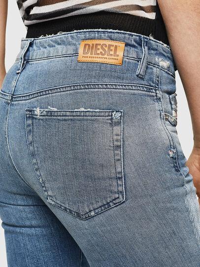 Diesel - D-Rifty 084AL, Bleu Clair - Jeans - Image 5