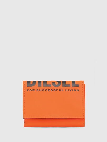 Diesel - YOSHINO LOOP, Orange - Petits Portefeuilles - Image 1