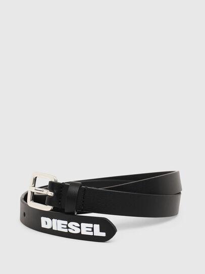 Diesel - B-LOWGO, Noir - Ceintures - Image 2