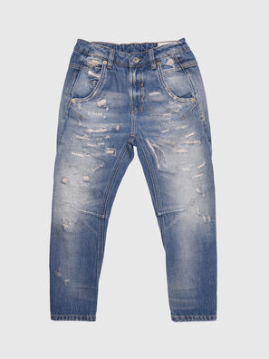 FAYZA-J-N, Jean Bleu - Jeans