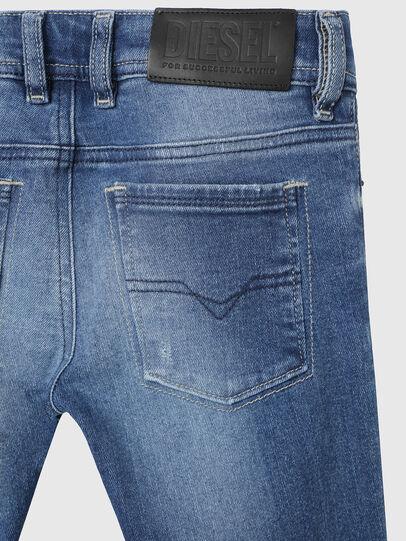 Diesel - SLEENKER-J-N, Bleu Clair - Jeans - Image 4