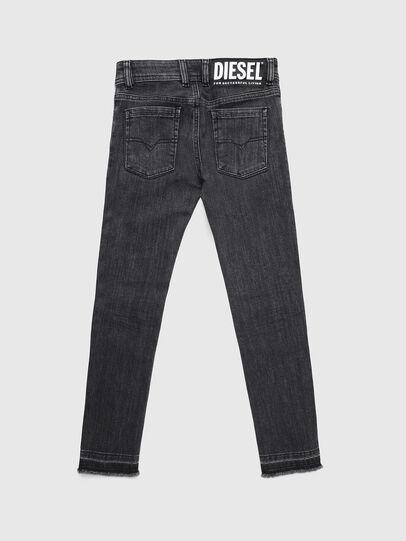 Diesel - SLEENKER-J-N, Noir/Gris - Jeans - Image 2