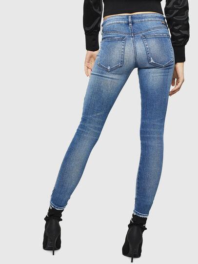 Diesel - Slandy Low 083AP, Bleu moyen - Jeans - Image 2