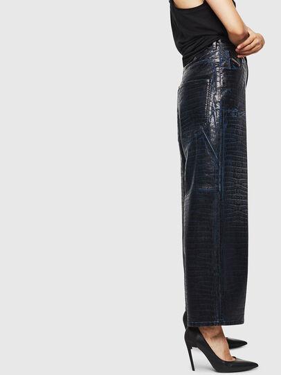 Diesel - D-Luite JoggJeans 0094R, Bleu Foncé - Jeans - Image 7