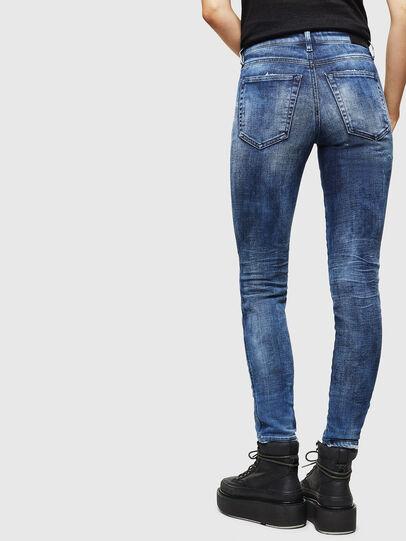 Diesel - Babhila 0096Q, Bleu moyen - Jeans - Image 2