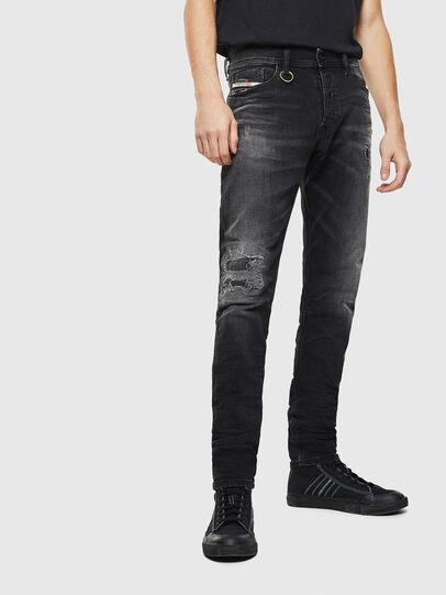 Diesel - Tepphar 069DW, Noir/Gris foncé - Jeans - Image 1