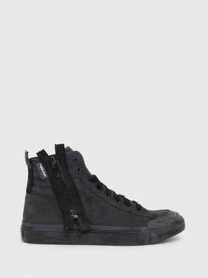 S-ASTICO MID ZIP SP, Noir - Baskets