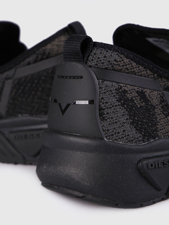 Diesel - S-KBY, Noir - Baskets - Image 5