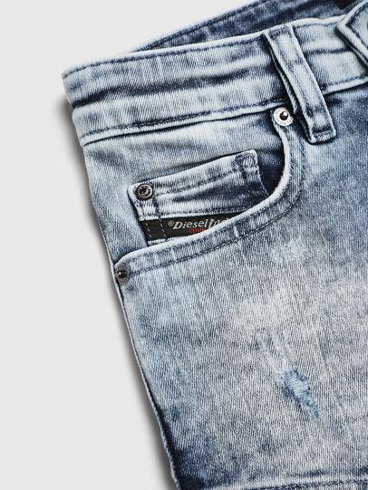 Diesel - PGINGHER, Bleu Clair - Shorts - Image 3