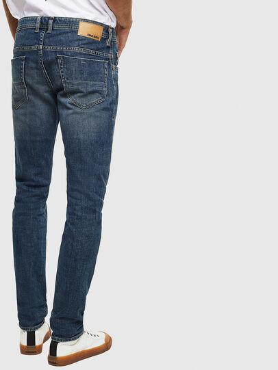 Diesel - Thommer 0095M, Bleu Foncé - Jeans - Image 2