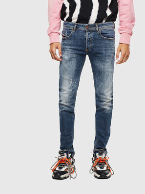 Sleenker 069LI, Bleu Foncé - Jeans