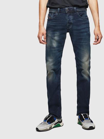 Diesel - Larkee 084AU, Bleu Foncé - Jeans - Image 1