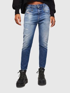 Fayza 0097B, Bleu moyen - Jeans