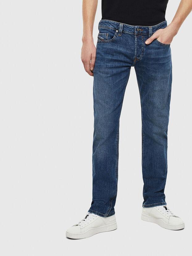 Safado CN036, Bleu Foncé - Jeans