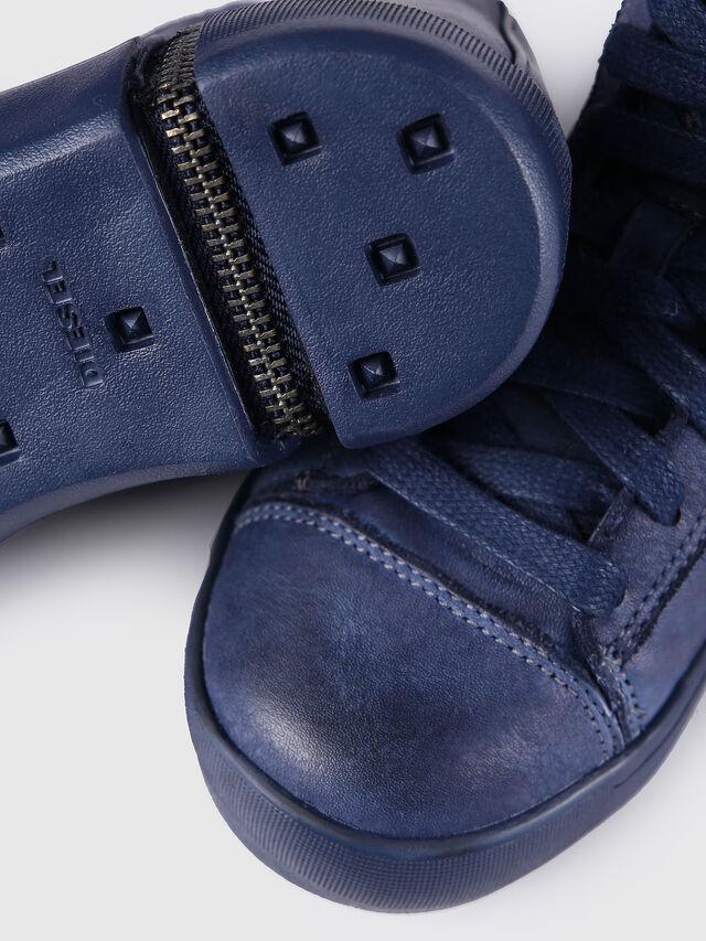 Diesel - SN MID 24 NETISH YO, Bleu Marine - Footwear - Image 4