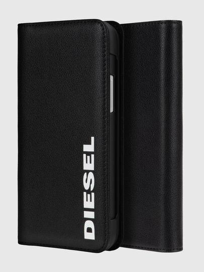 Diesel - DIPH-037-BKLVL, Noir - Coques à rabat - Image 1