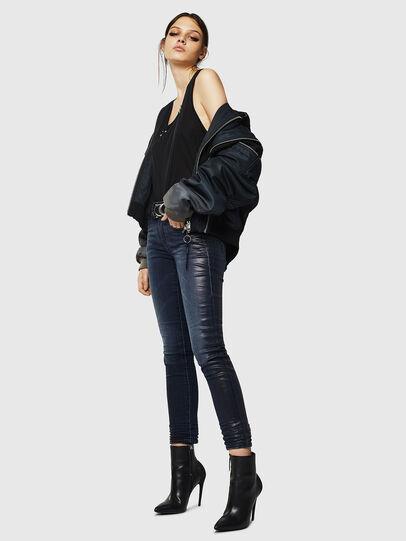 Diesel - D-Ollies JoggJeans 069JY, Bleu Foncé - Jeans - Image 7