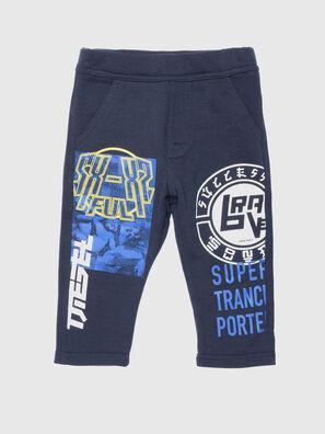 PEMMOB, Bleu - Pantalons