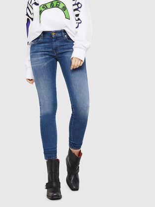 Slandy Low 088AU, Bleu moyen - Jeans