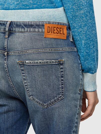 Diesel - Fayza 09A08, Bleu moyen - Jeans - Image 3