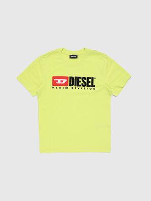 TJUSTDIVISION, Jaune Fluo - T-shirts et Hauts