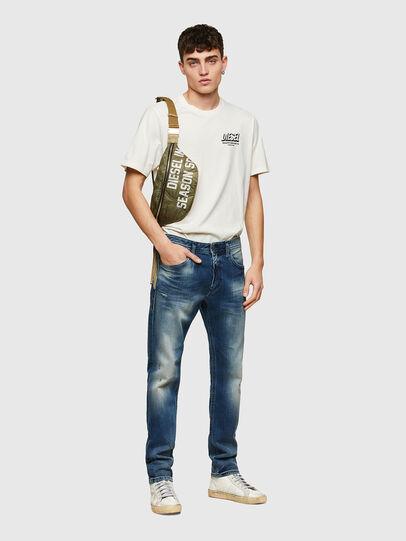 Diesel - Thommer 009RS, Bleu Foncé - Jeans - Image 5