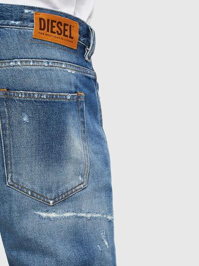 Diesel - D-Vider 0097B, Bleu moyen - Jeans - Image 5