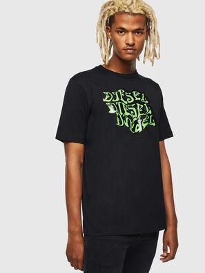 T-JUST-J20, Noir - T-Shirts