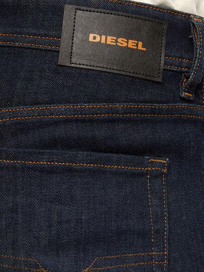 Diesel - Sleenker 009DI, Bleu Foncé - Jeans - Image 3