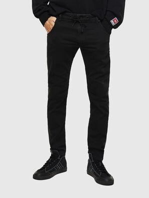Krooley JoggJeans 069JH, Noir/Gris foncé - Jeans