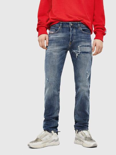 Diesel - Buster 0890X, Bleu moyen - Jeans - Image 1