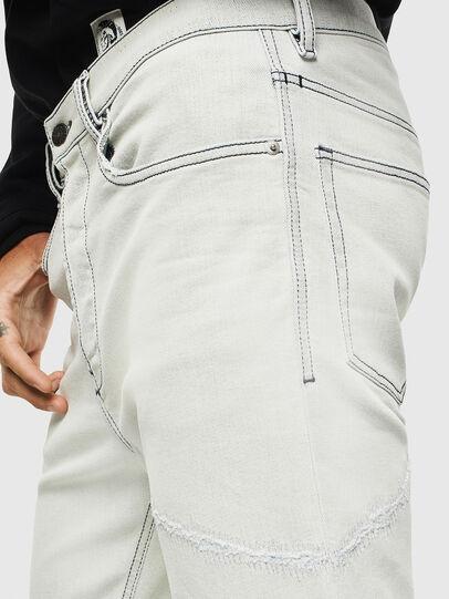 Diesel - D-Eetar 009BM, Bleu Clair - Jeans - Image 4