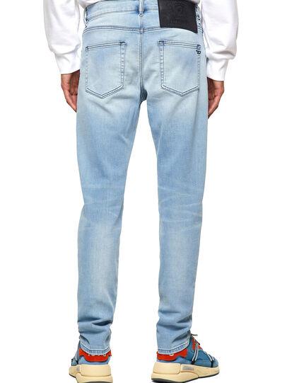 Diesel - D-Strukt JoggJeans® Z69VL, Bleu Clair - Jeans - Image 2