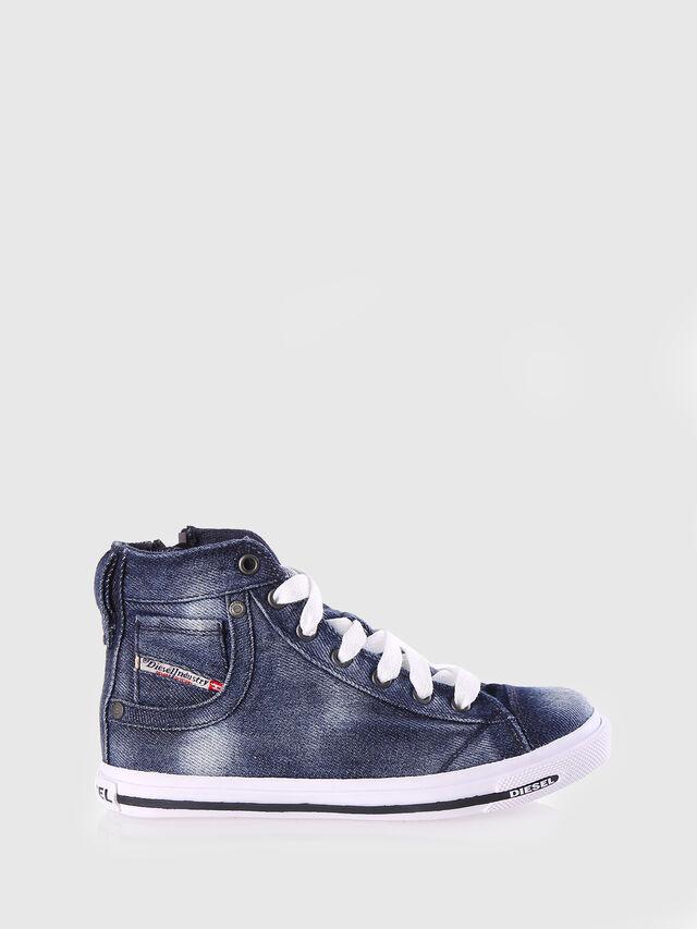 Diesel - SN MID 20 EXPOSURE Y, Jean Bleu - Footwear - Image 1