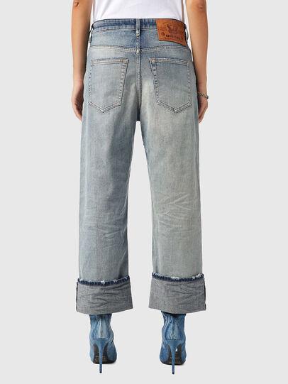 Diesel - D-Reggy 09B11, Bleu Clair - Jeans - Image 2
