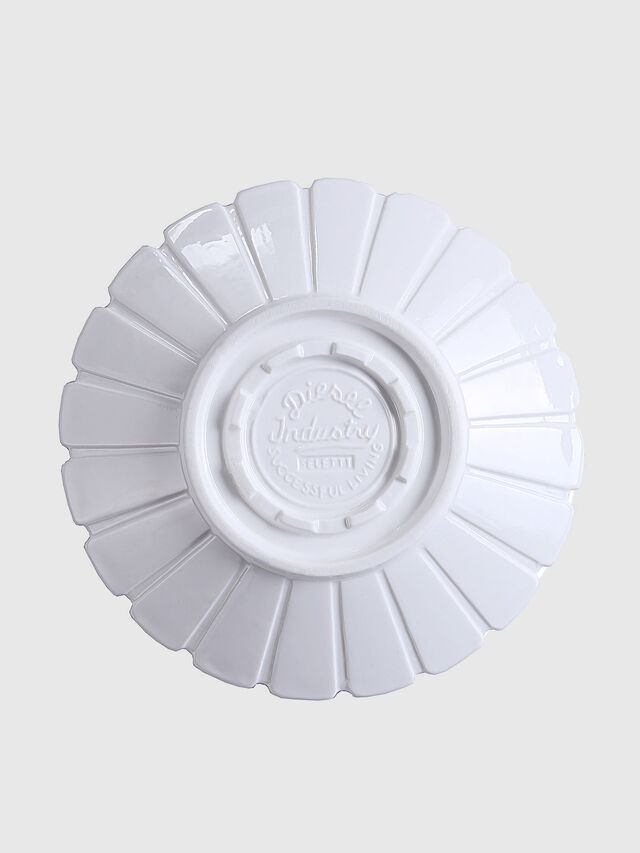 Diesel - 10988 MACHINE COLLEC, Blanc - Assiettes - Image 2