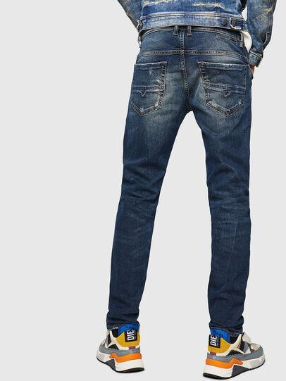 Diesel - Thommer 083AC, Bleu Foncé - Jeans - Image 2