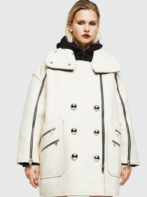 W-UDAMYS, Blanc - Vestes d'hiver