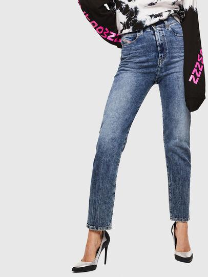 Diesel - D-Eiselle 0098W, Bleu moyen - Jeans - Image 5