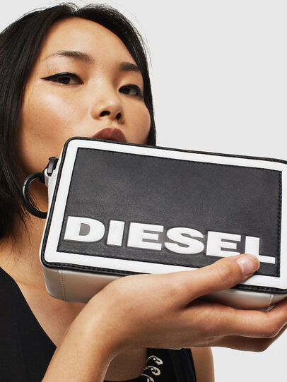 Diesel - ROSA', Noir/Blanc - Sacs en bandoulière - Image 6