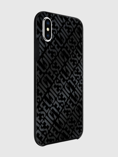 Diesel - DIESEL PRINTED CO-MOLD CASE FOR IPHONE XS & IPHONE X, Noir - Coques - Image 6